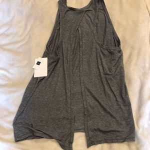 GAP Tops - Gap Fit Open Tank Size L